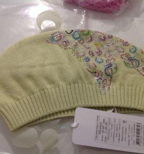 новая шапка chobi чоби размер 48-50