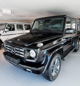 Mercedes-Benz G-Класс, 2017