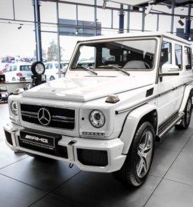 Mercedes-Benz G-Класс, 2016