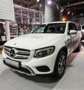 Mercedes-Benz GLC-Класс, 2017