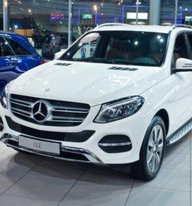 Mercedes-Benz GLE-Класс, 2016