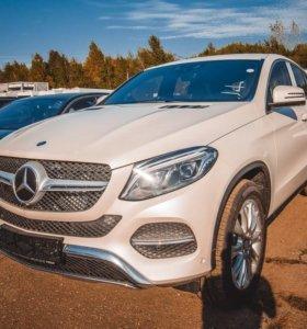 Mercedes-Benz GLE-Класс, 2017