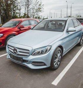 Mercedes-Benz C-Класс, 2017