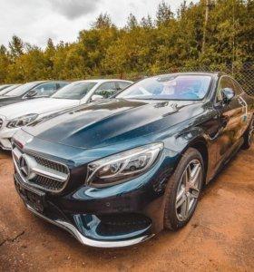 Mercedes-Benz S-Класс, 2016