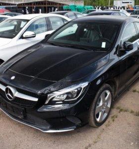 Mercedes-Benz CLA-Класс, 2016