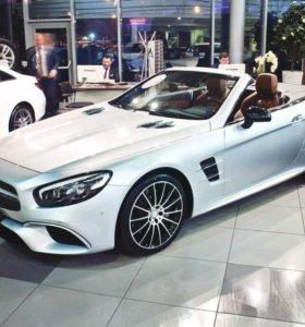 Mercedes-Benz SL-Класс, 2016