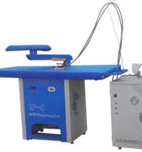 Промыш-ый утюжильный стол и парогенератор на 30 л
