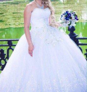Свадебное платье!СРОЧНО!!!