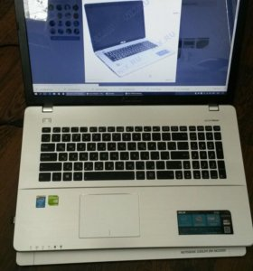"""Игровой ноутбук Asus K750J Intel core i7 17.3"""""""
