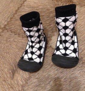 Домашняя обувь для мальчика