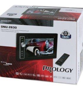 Навигационная медиа система Prology DNU-2630