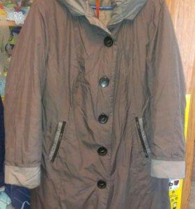 Куртка- пальто ф.капине р52 в хрс