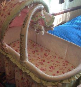 Люлька- кроватка детская.