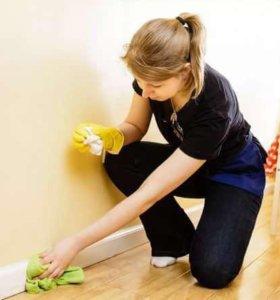 Уборка квартир домов и дач