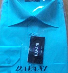 Рубашка новая в упаковке