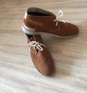 Ботинки мужские 45 размер полный