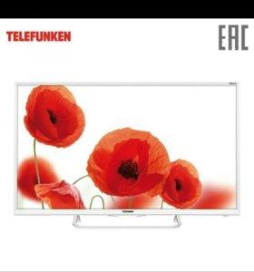 Стильный телевизор Smart tv 32 новый