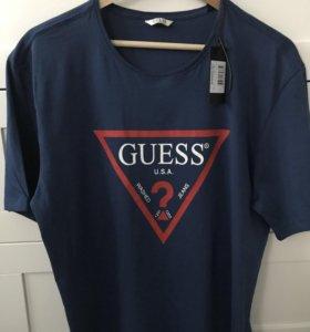 NEW Мужская футболка GUESS