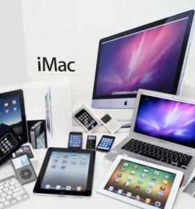 Ремонт Apple устройств.