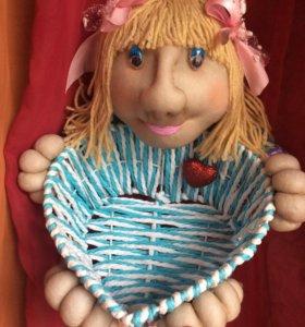 Куколка Роза