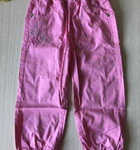Новые детские брюки