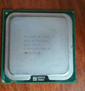 Процессор ntel Pentium Dual-Core E6300