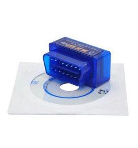 Мини ELM327 Bluetooth 2.0 Интерфейс V2.1