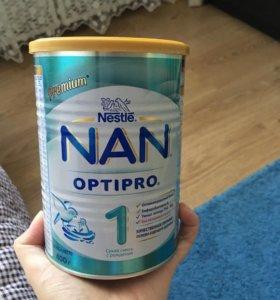 Детская молочная смесь NAN оптипро