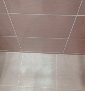 Плитка на стену 25/40 (осталась после ремонта)