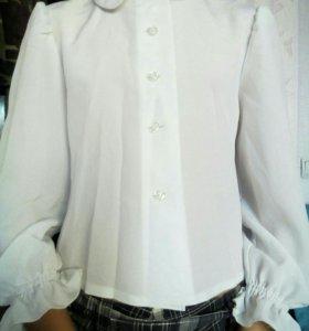 Блузка на 128 см
