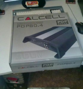 Усилитель Calcell 80.4