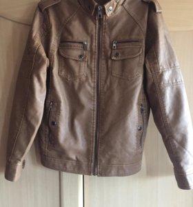 Новая куртка 46-48. Евро зима.