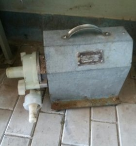 Установка насосная новая электродвигатель насос