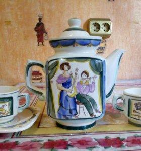 Кофейный чайник