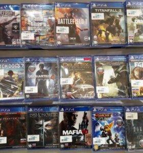 Игры к PS3, PS4