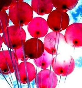Гелиевые шары на праздник