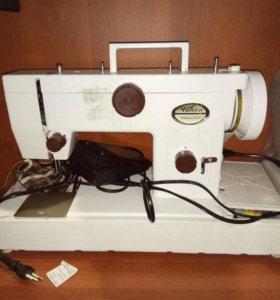 Швейная машинка чайка 134 а