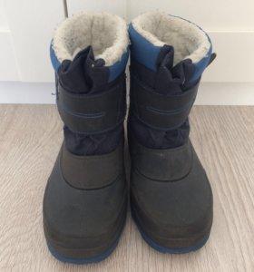 Сапоги Reima холодная осень-зима р-р 32-33