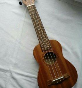 Укулеле, гавайская гитара