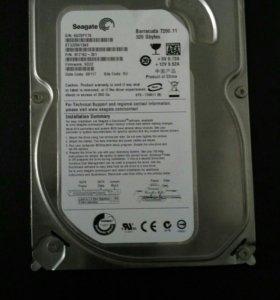 Жесткий диск Seagate 320 Gb (кэш 16 Mb)
