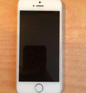 Продам  айфон 5 s на 16 Гбайт