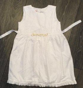 Нарядное платье 92 рост