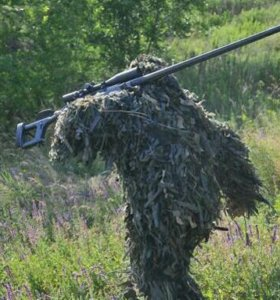 Снайперский леший