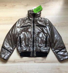 Новая (с этикеткой) демисезонная куртка