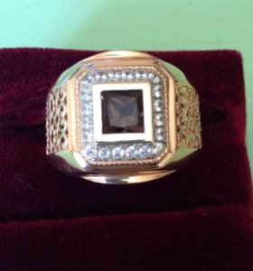 Новое кольцо перстень