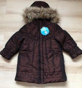 Новая (с этикеткой) зимняя куртка