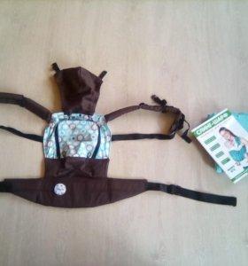 эрго рюкзак + слинг шарф