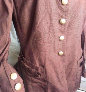 Брендовый пиджак