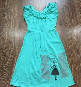 Домашнее платье