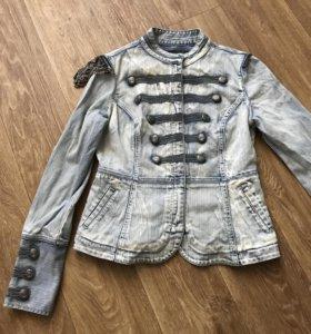 Куртка джинсовая Guess